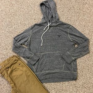 Men's like new American eagle sweater